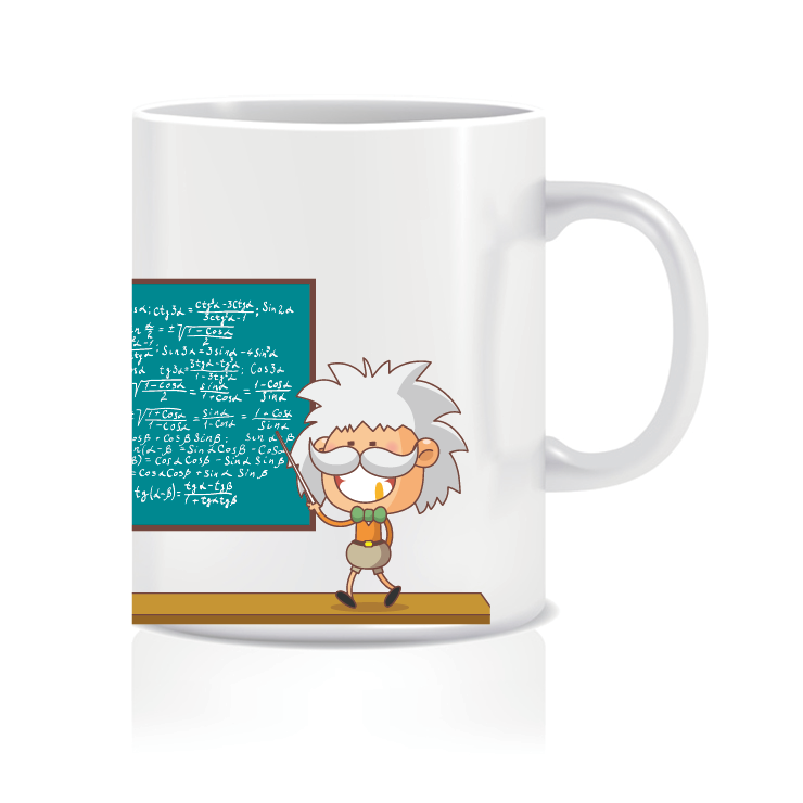 辣皮愛因斯坦馬克杯(即將開賣)